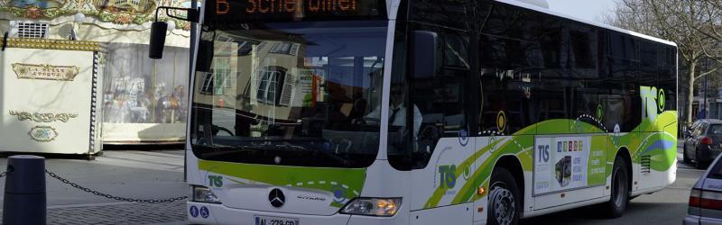 Transport intercommunal de Sélestat